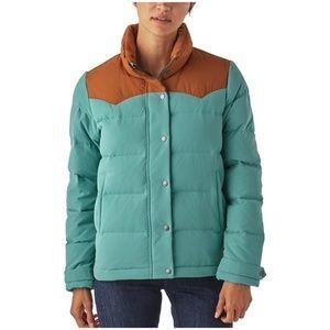 Patagonia Bivy Down Jacket - Mogul Blue